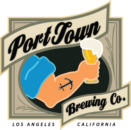 Port Town Brewing Co Logo